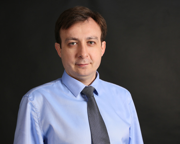 Rashid Bogdanov — Head of Corporate Governance Department