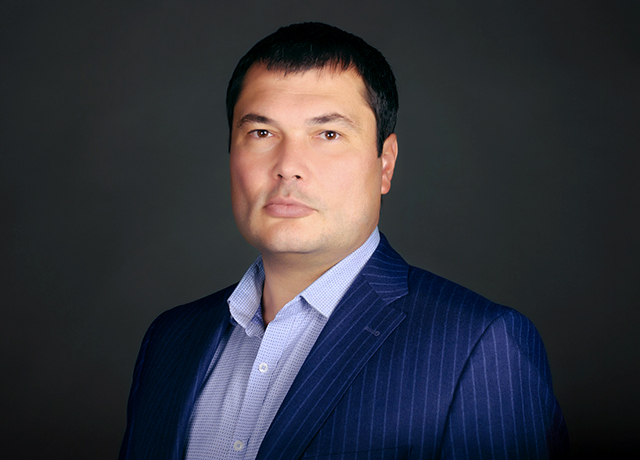 Maxim Barov — Deputy General Director for strategic development