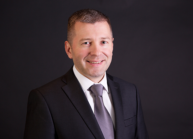 Denis Astashkin — Deputy General Director for IT