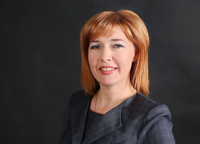 Olga Kalinskaia — Director of Asset Management Department