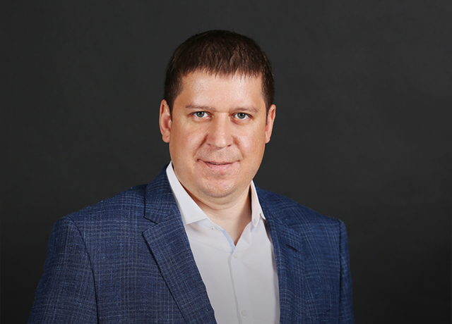 Aleksei Martynov — Deputy General Director for Commercial Affairs