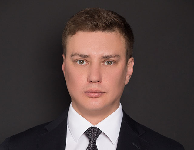 Pavel Gusev — Deputy General Director for Economics and Finance