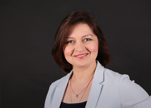Elena Schepotkina-Marinina — Chief Accountant of the Holding