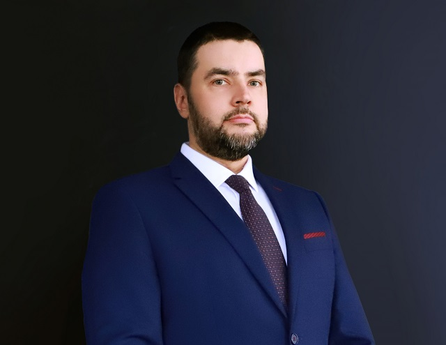 Aleksei Semenov — Deputy General Director for Marketing and Advertising