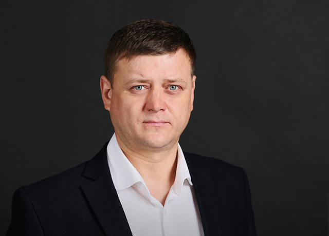 Andrei Chichaev — Director of Akron Plus, Togliatti