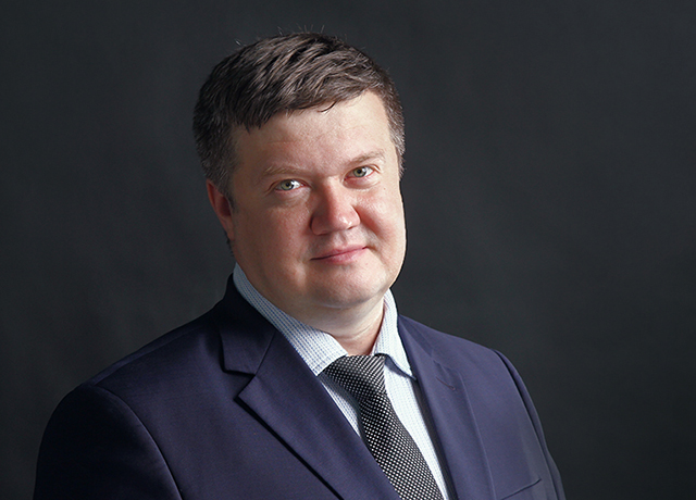 Aleksei Kondulukov — Director of Akron South Rostov-on-Don