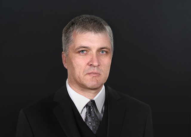 Vasilii Matveenko — Director of Akron Plus, Otradny