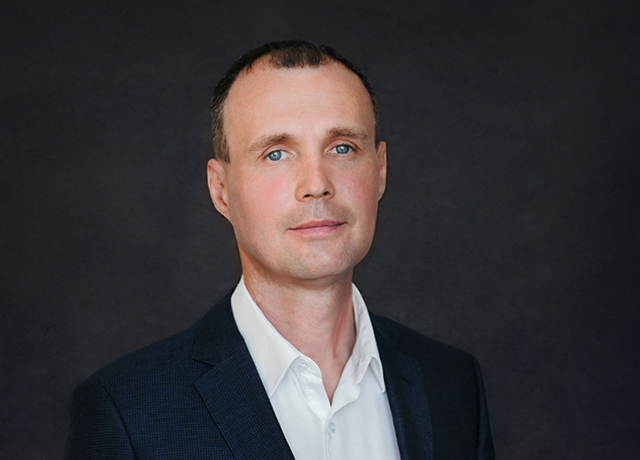 Vitalii VIktorov — Director of Akron Plus, Samara